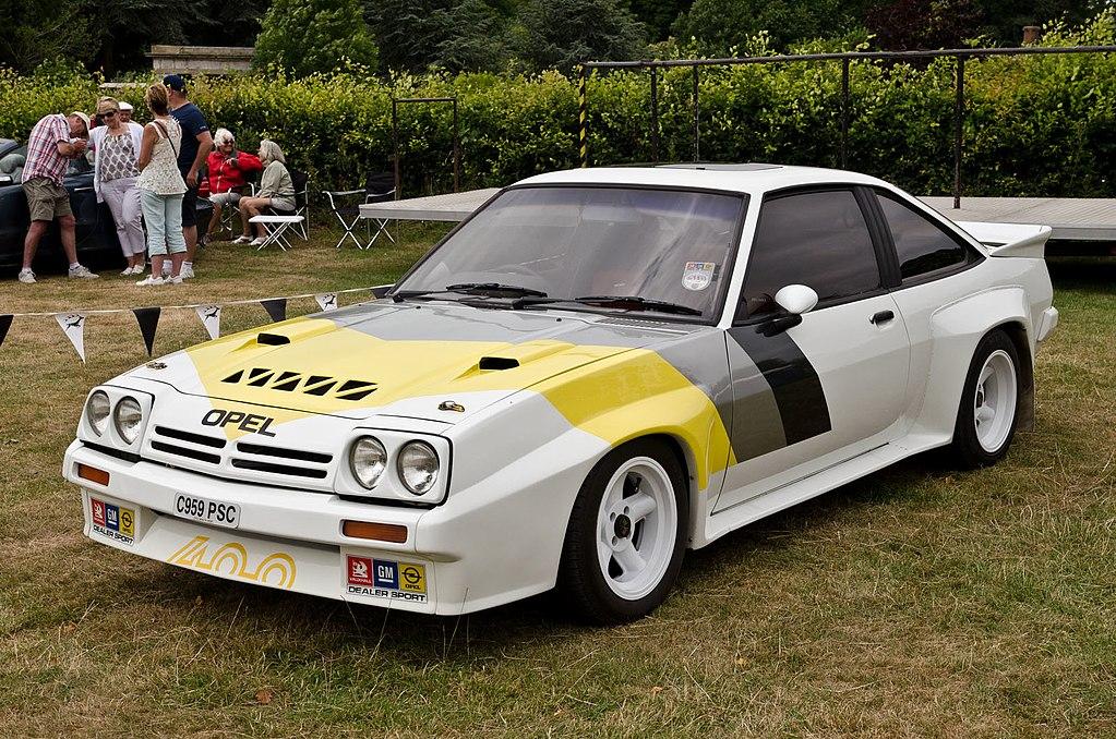 Opel Speedster – ein echter Sportwagen
