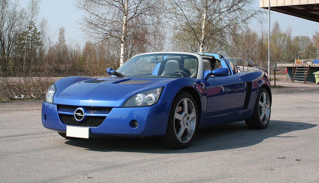 Manta – die absolute Auto-Ikone